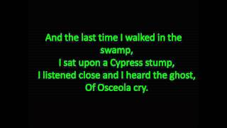 John Anderson   Seminole Wind Lyric Video