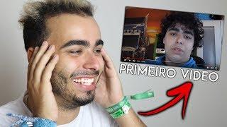 O MEU PRIMEIRO VIDEO