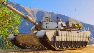 14 NEW MILITARY WEAPONIZED VEHICLES POSSIBLY COMING IN GTA 5 ONLINE GUNRUNNING DLC!