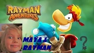 Приключения Рэймана (Rayman Adventure)
