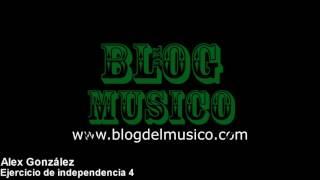 Alex Gonzalez - Ejercicios de independencia 2