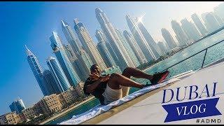 Adventures of Michael Dapaah - Dubai #ADMD