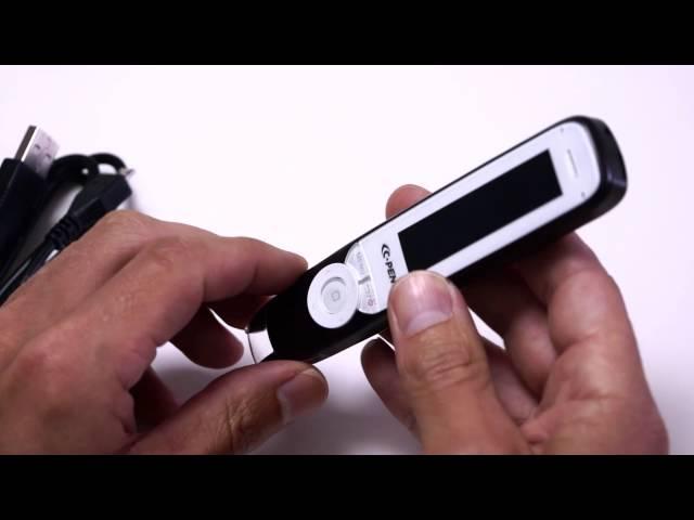 LingoPenUS|Videos|The Device