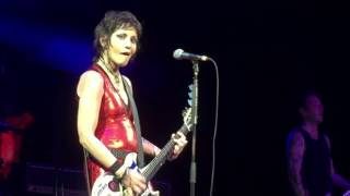 Joan Jett - The French Song - Mansfield - 7.24.16