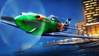 Planes Trailer #2 2013 Disney Movie - Official [HD]