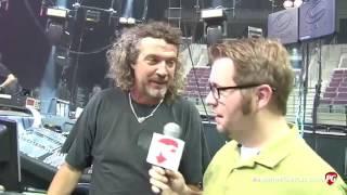 Brian May   presentazione delle chitarre e degli accessori