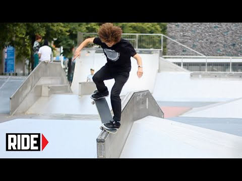 Nassim Guammaz - Day in the Life in Rotterdam, Netherlands