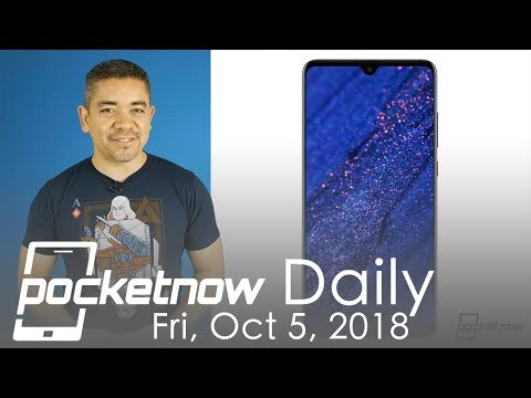 Huawei Mate 20 price tags, more Google Pixel 3 XL leaks – Pocketnow Daily