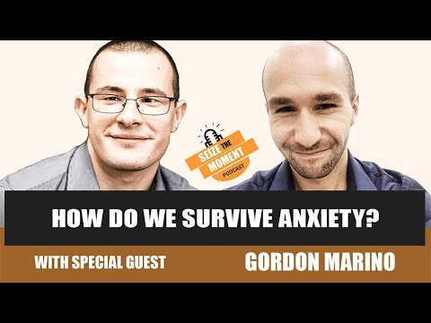 STM Podcast Episode 11: The Existentialist's Dilemna - How Do We Survive Anxiety? w/ Gordon Marino