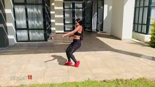 AMAPIANO COMBOS TUTORIAL| South African Amapiano dance| Hope Ramafalo