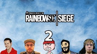 Team Unity Returns To: Rainbow Six Siege [Episode 2] [Twitch VOD]