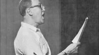 Aksel Schiøtz - An dem grünen Balkon (1960) (RARE!)