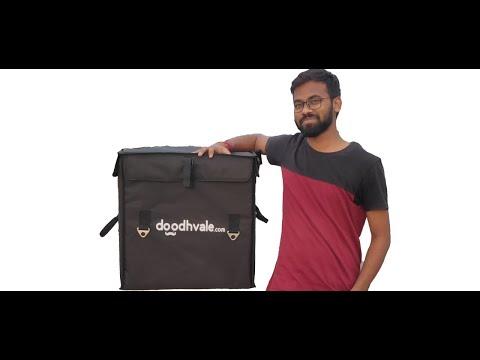 Large Meal Delivery Bag