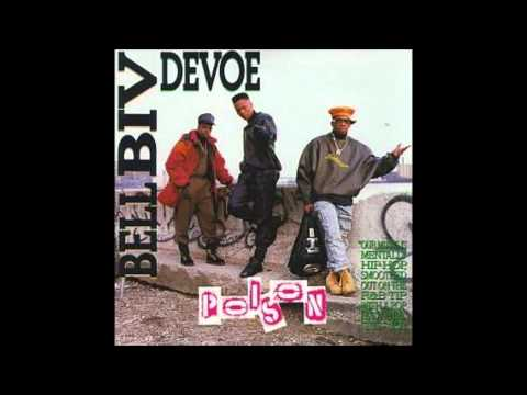 Proof 151 cover of Bell Biv Devoe POISON