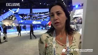 Dra Ana Luisa Derenusson alerta para a elaboração criteriosa de contratos na aviação durante a HAI