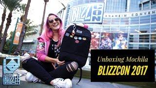 BLIZZCON 2017 - UNBOXING MOCHILA OFICIAL DE BLIZZCON 2017