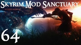 Skyrim Mod Sanctuary 64 : Immersive Creatures, Werewolf aftermath equipper and Umbrellas