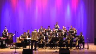 «Весна. Любовь. В который раз играет Бэнд прекрасный джаз». Big-band Белгородской филармонии