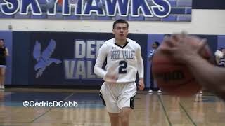 Deer Valley BACK 2 BACK Region CHAMPS | Clinches Region Title With Win Over Peoria