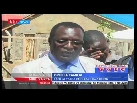 Mbiu ya KTN: Ombi la familia Eldoret