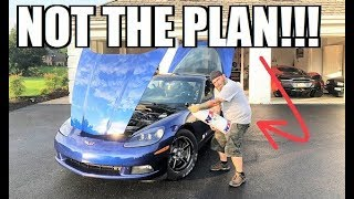 Grandpa Gets a MASSIVE SHOT of NITROUS!!! Will the Engine or Trans Blow First...