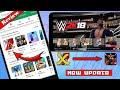 WWE 2k New Update ! WWE 2K Convert WWE 2k 18 ! Add New Superstar ! Increase Graphics ! Hindi