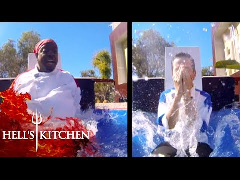 Chef Mistakes Mozzarella for TOFU | Hell's Kitchen