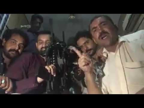Pakistani Jokers Giving warning To india for War :Viral Video