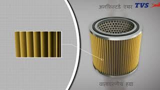 TVS Motor - Air Filter