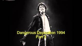 Michael Jackson Dangerous Copyright trial 1994 full testimony sub ita.avi
