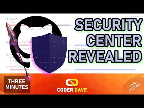 Introducing the GitHub Security Overview   GitHub Security Center