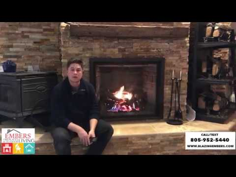 Mendota FV46 Full View Direct Vent Gas Fireplace Product Review