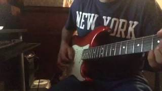Stryper guitar solo cover Come to the ever life