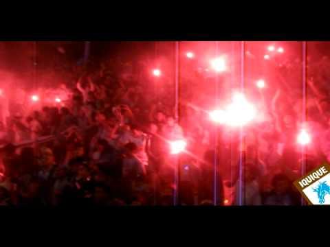 """La Revo de Iquique en marika Feat Edson Puch"" Barra: Furia Celeste • Club: Deportes Iquique"