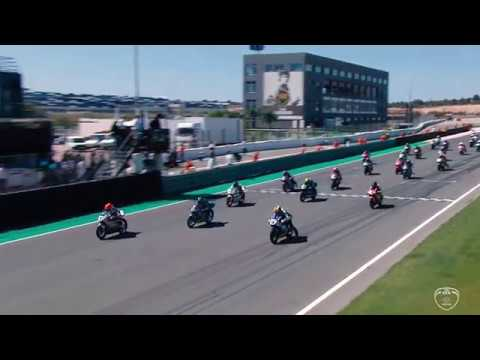 All the action from the two European Talent Cup races at Circuit Ricardo Tormo