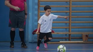 Alan 6 years old boy - youth soccer player