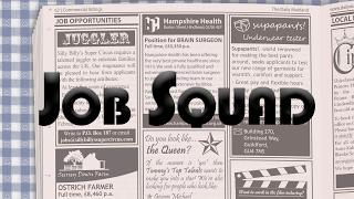 Job Squad (Part 1 of 2) - B.Sc. Factual Programme Production