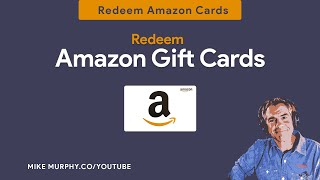 Amazon Gift Cards: How To Redeem (Using Web Browser & iOS Devices)