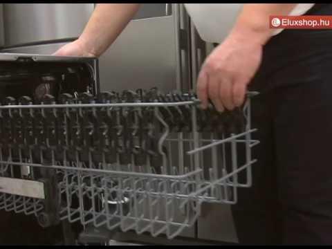 Zanussi ZDV12003FA beépíthető mosogatógép - Eluxshop.hu