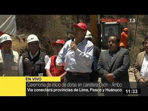 Presidente Vizcarra remarca que población se manifestará libremente en el referéndum