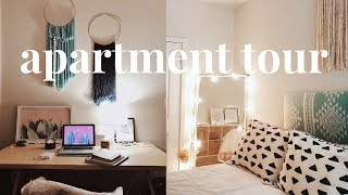 My 2018 Apartment Tour | Mid-Century Modern Meets Scandinavian Hygge