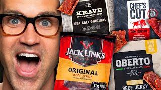 Ultimate Beef Jerky Taste Test