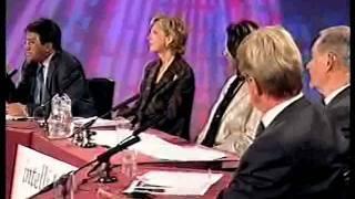 Musharraf 911 Debate