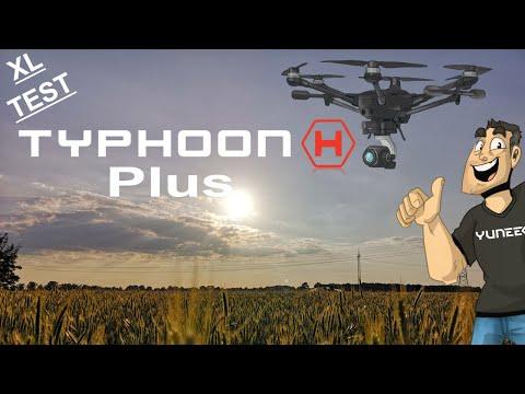 Yuneec Typhoon H plus Drohne im ersten umfangreichen Test in 4K ✅
