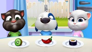 My Talking Tom Friends - Take Care & Dress up Pet Games