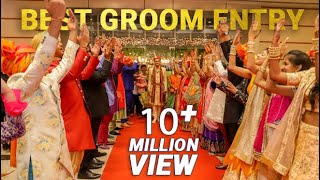 BEST GROOM ENTRY | FLASHMOB | 2019 | DOUBLE APPLE ENTERTAINMENT | 8420377331