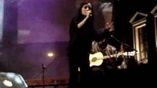 Dolores O'Riordan - Animal Instinct (Live, Sevilla 2007)
