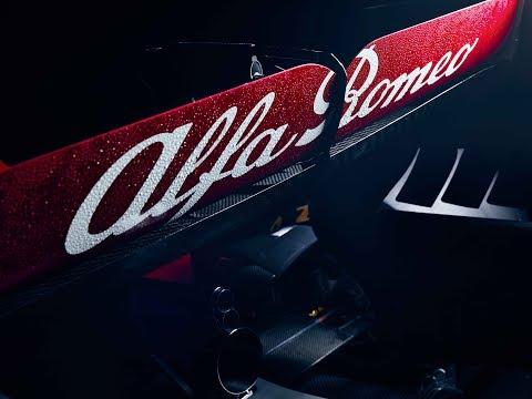 ФОРМУЛА 1 - НОВЫЙ БОЛИД ALFA ROMEO 2019 C38 / FORMULA 1 - ALFA ROMEO 2019 F1 CAR C38 / F1 2019 видео