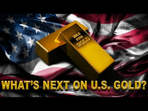 Whats up on U.S. Gold?