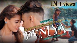 Duniyaa | Luka Chuppi | Heart Touching Love Story | New Hindi Video Song 2019 | Sawan Films